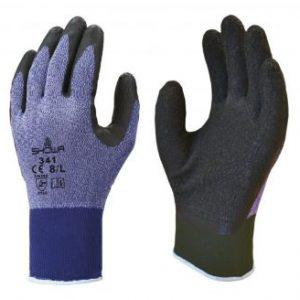 Showa Atlas 341 waterproof gardening gloves