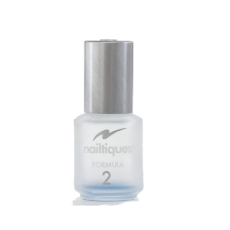 Nailtiques Formula 2. Treatment for soft, peeling, thin nails ...