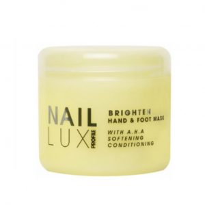 Nail Lux Softening & refining hand & foot mask – 300ml