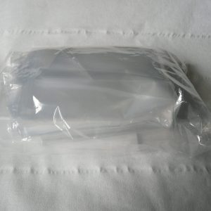 Long plastic bags for use with skin mask on hands & feet x20