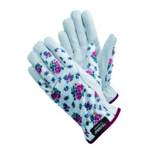 Tegera 90015 – ladies thermal leather gardening gloves