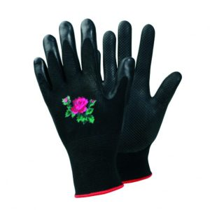 Tegera 90066 – water repellent palm grip gardening gloves