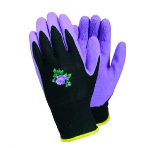 Tegera 90068 – water resistant palm grip gardening gloves