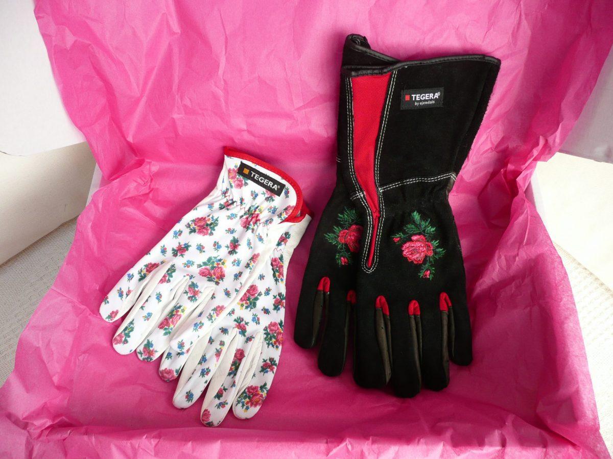 062 Tegera 90014 Lightweight gloves and Tegera 90050 gauntlet