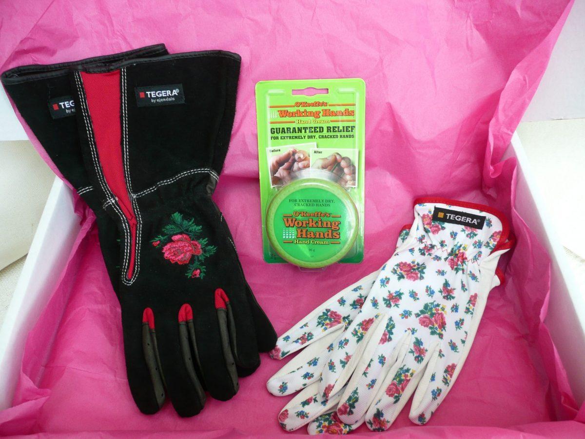 107 Tegera 90050 gauntlets, Working Hands, Tegera 90014 Lightweight gloves
