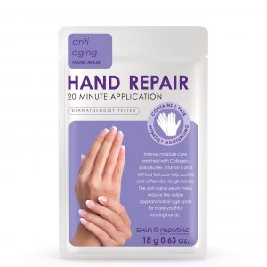 Hand Repair. 1 pair of intensely moisturising gloves.