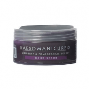 Kaeso mulberry & pomegranate sorbet hand scrub 95 ml