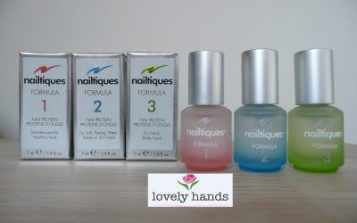 Nailtiques Protein Formula 3 meets Clare's toe nail – Week 1.