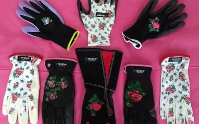 Valentine's Day alternative to roses – Ladies rose gardening gloves