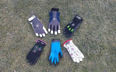 The best winter gloves for gardening.