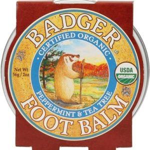 Badger Foot Balm 21g